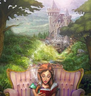 The Gift of Imagination by SelectYourself