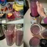 Banana Berry Smoothie by XxMisery-SeverityxX