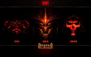 Diablo: 15th Anniversary by Holyknight3000
