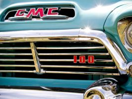 gmc truck by crezo