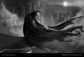 Dark Knight, Dark Night by dez
