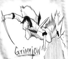 Grimmjow by CodyEakins