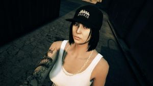 GTA Online - My asian character 9 by smileybeat