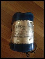 Music Bracer by Mink-the-Satyr