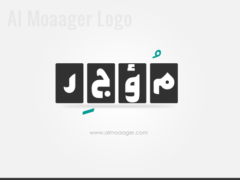 Almoaager logo by Ma7moudMetwally