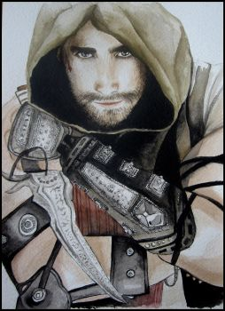Prince of Persia by SallyGipsyPunk