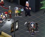 Resident Evil Posse on Gaia by QueenSquirrel