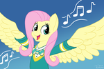 MLPG Prompt #2: You've got the music in you! by tehflah