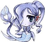 Mermaidghost6316 G.O by InsainlyColorful