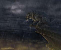 bad weather by LioXan