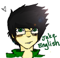 Jake English by doctortanuki