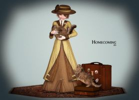 Homecoming by Dani3D