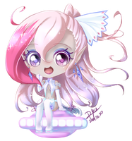 Astral Chibi by YuikoHeartless