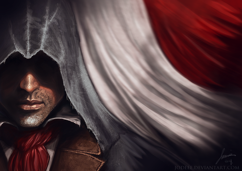 ACUnity Arno by jodeee