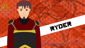 Serpents of Old Cast - Ryder by BattlePyramid