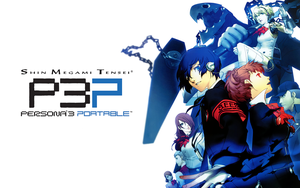Persona 3 P3P wallpaper III by FlashFumoffu