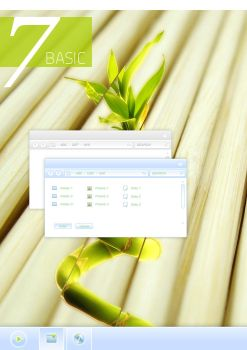 :Concept: win7 basic by SwaySo