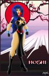 HOSHI of ANGEL CORPS representing JAPAN by EricLinquist