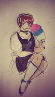 Maid Jay by Squira130