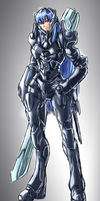 Reairs Viper Venom Suit Alpha by Frost7