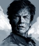 Dirty Harry  - Clint Eastwood by kiransk