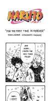 Naruto Doujinshi - For the First Time in Forever by SmartChocoBear