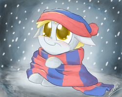 Ready for Winter by Natsu714