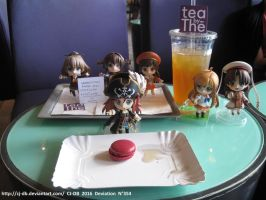Thank you tea by The by CJ-DB