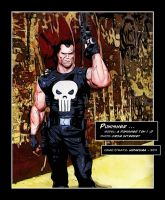 Punisher by HidaKuma