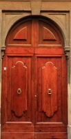 Tuscan door II-stock by mstargazer