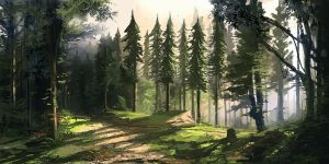 Forest1 by huyztr