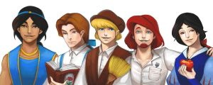 Disney Prince by WortCat