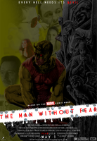 Daredevil: The Man Without Fear Poster by Bort826TFWorld
