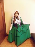 Rozen Maiden - The third doll, Suiseiseki by Nullien