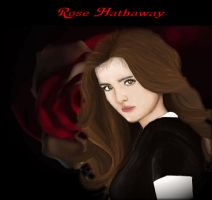 Rose Hathaway by raine0678