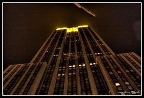 Empire State Building by 05Rex