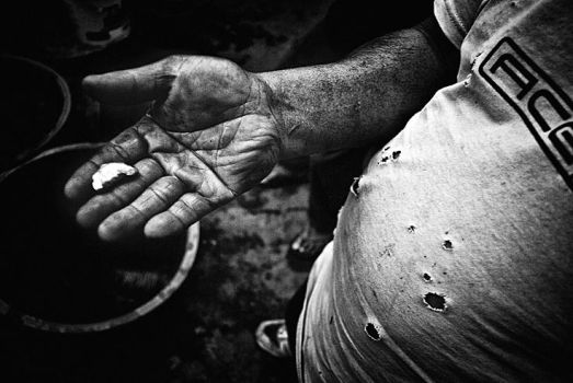 Fortune's Faded: Gold miners of Itogon by rakabs