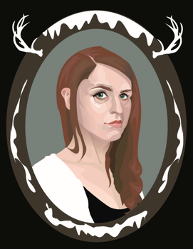 Vector Self Portrait by tree27