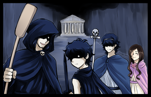 They who rule the Underworld