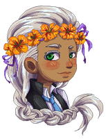 Pixel Gift: Sigalawin by choco-java