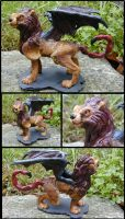 Manticore by CandaceBell