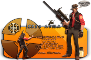 Team Fortress 2 Snaipa by ADDOriN