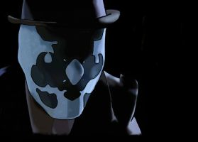 Rorschach by rubygloommel