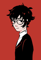 PERSONA 5 HYPE MODE by spellfencer