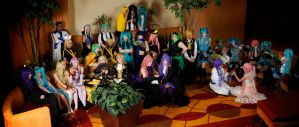 Vocaloids by Almost-Focused
