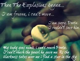 Catching Fire - Katniss Quote For Peeta [Pearl] by thebestestwolfluver