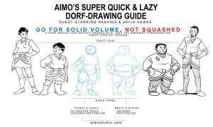 DA2 - Dorf Drawing Guide by aimo