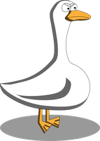 Day 12 - Goose by Arkholt