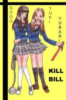 Kill Bill - the Yubari Sisters by Neri-chan
