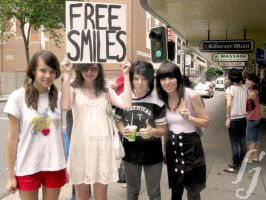 free smiles II by lani-jane